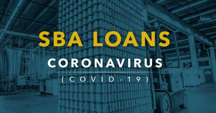 SBA Loans Corona Virus