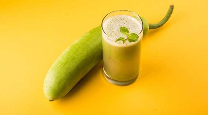 Health benefits of Bottle Gourd Juice